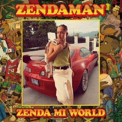 ZENDAMAN_ZENDA MI WORLD_ゼンダマン