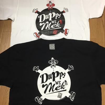 DUPPIES_Tシャツ3