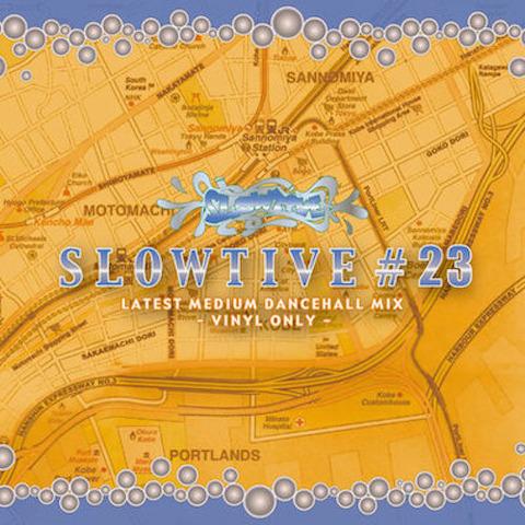 SLOWTIVE #23 SERPENT