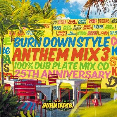 BURN DOWN STYLE ANTHEM MIX vol.3 バーンダウン