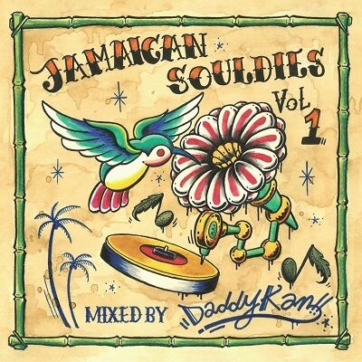 Jamaican  Souldies Vol.1DADDYKAN