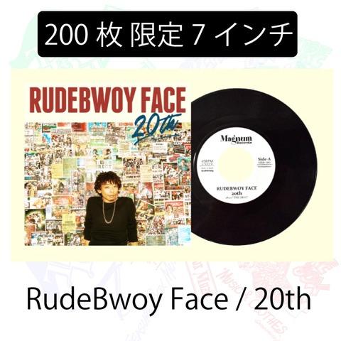 RUDEBWOYFACE7インチ-min