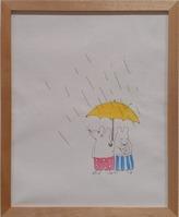 今週の鳴海亜紀108−2020.12.21−26お天気雨