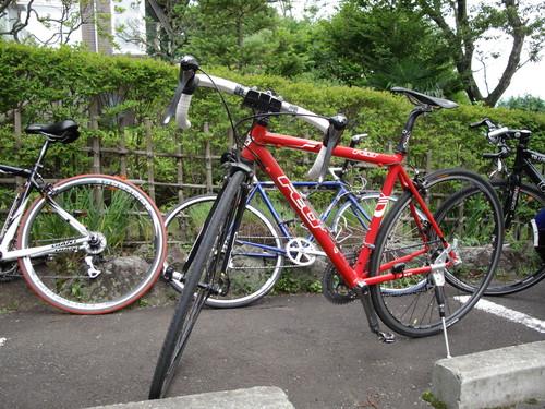 自転車の 東京 富士山 自転車 ルート : わくわくデジカメ生活!:2009年 ...