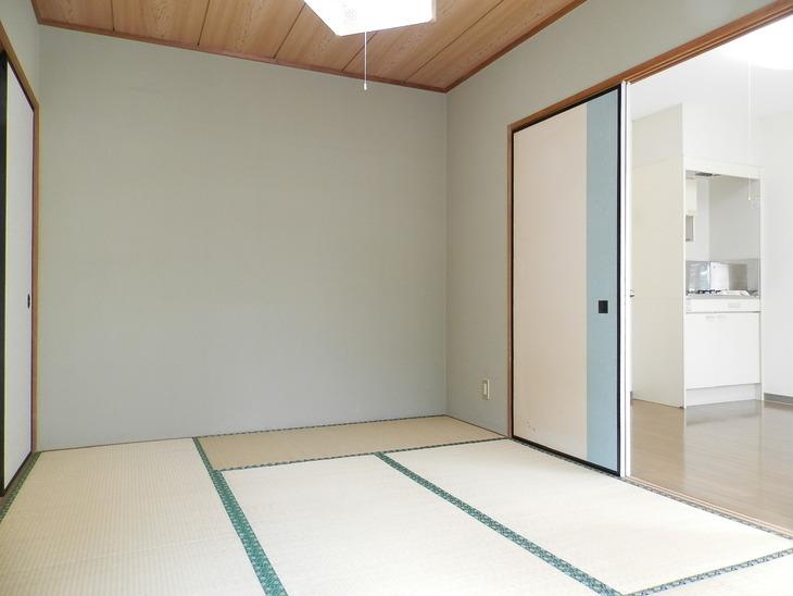 武田ビル202和室②
