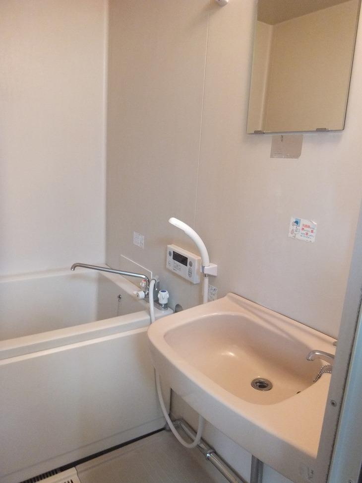 エクセルコーポ浴室