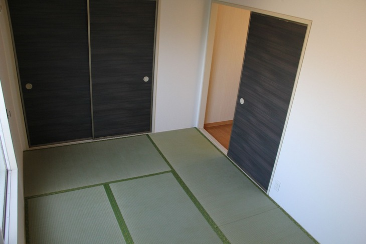 2階和室③