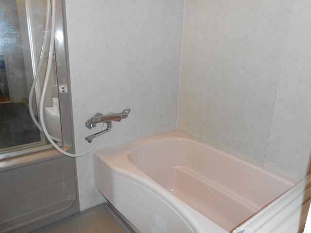 メゾンオーラ羽生306浴室