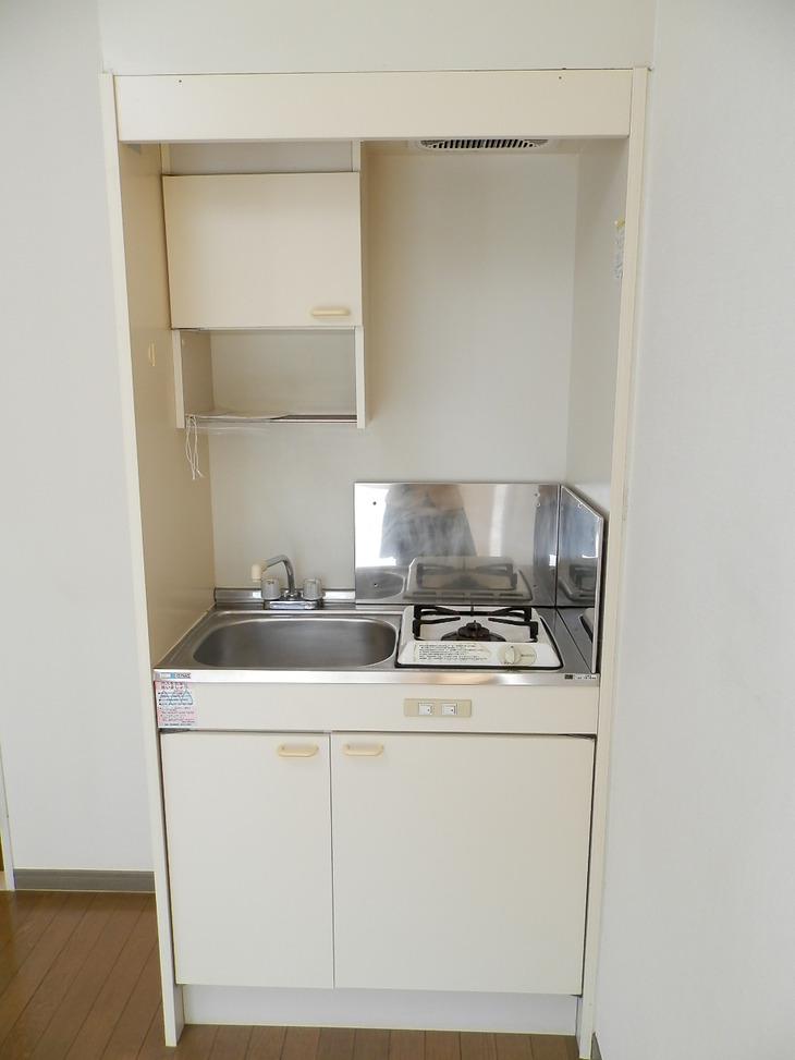 武田ビル202キッチン