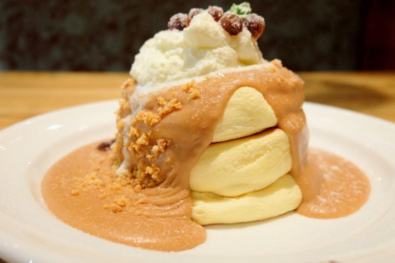ステキなカフェでふわふわ食感のパンケーキを楽しみましょう!!! 東京から少し外れて埼玉へ♪ 川口駅から徒歩10分ほどにあるアリオ川口!