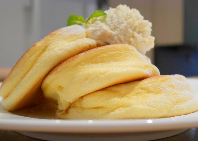 幸せのパンケーキ①