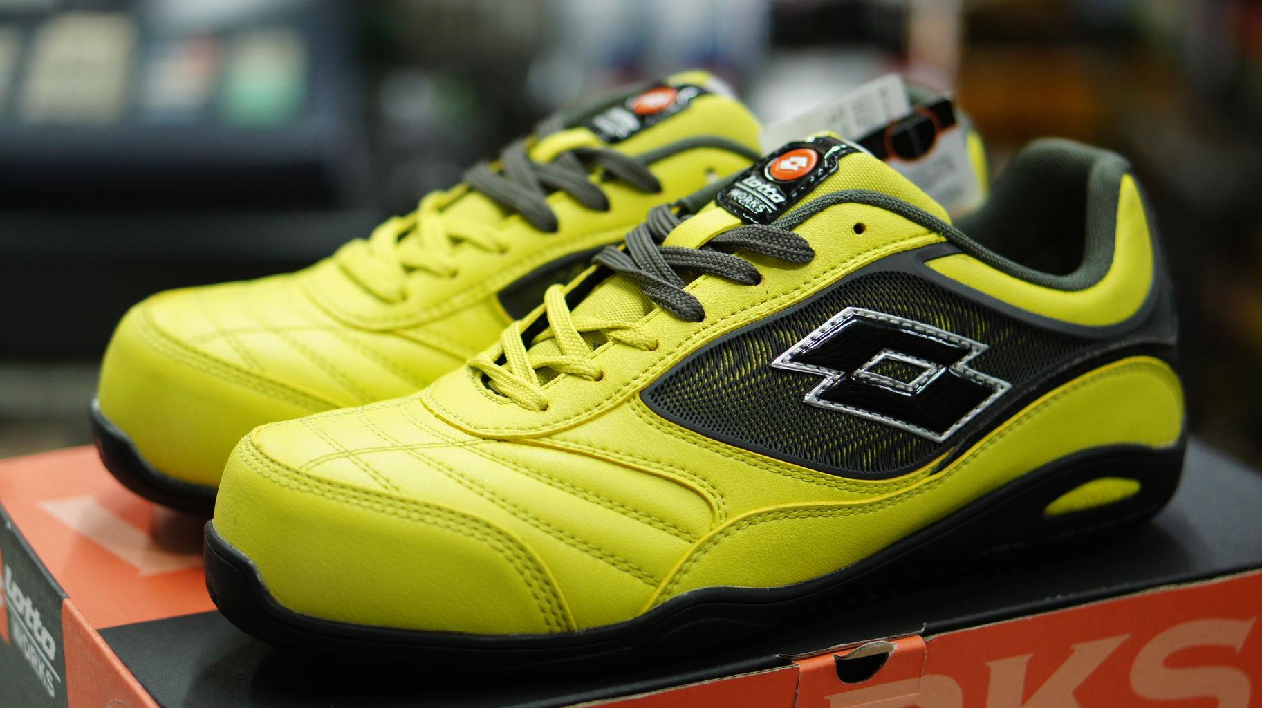 大塚タナカblog  Lotto WORKS 安全靴スニーカーコメントトラックバック