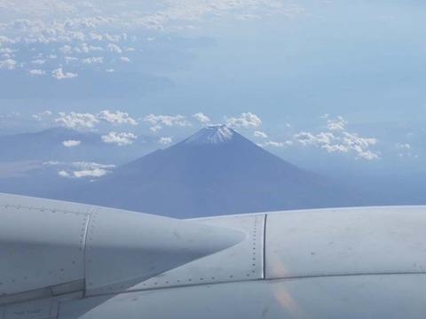 【2010ソウル 韓国】機内の窓から(44枚)