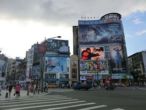 【2013台北-台湾】東門と西門町