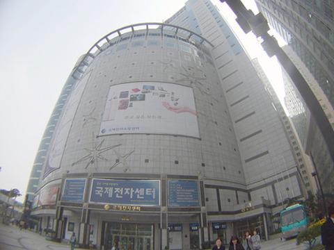 【2010ソウル 韓国】南部バスターミナル駅