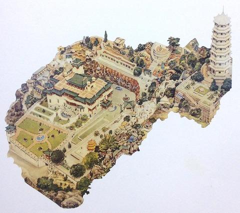 TigerBalmAerialView鳥瞰図
