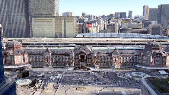 2016_0614_大人気東京駅のエスカレーター動画