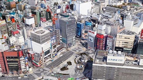 2017_0418_新宿アルタ前にデジタル端末