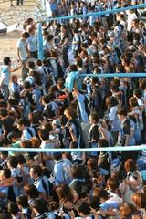 20041002 サポーター大合唱
