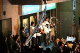 20041002 祝勝会 シャンパン