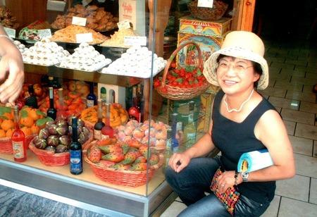 イタリア  シチリアのお菓子