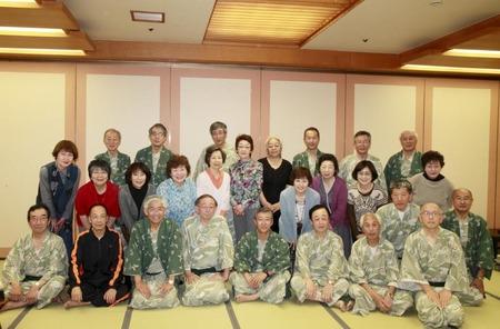 14回生旅行会2012宴会