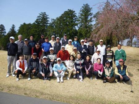 巴会ゴルフコンペ201204