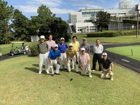 西高ゴルフ20190925