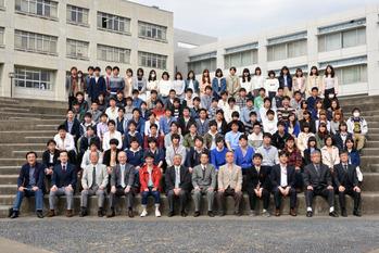 RB学系新入生集合写真3