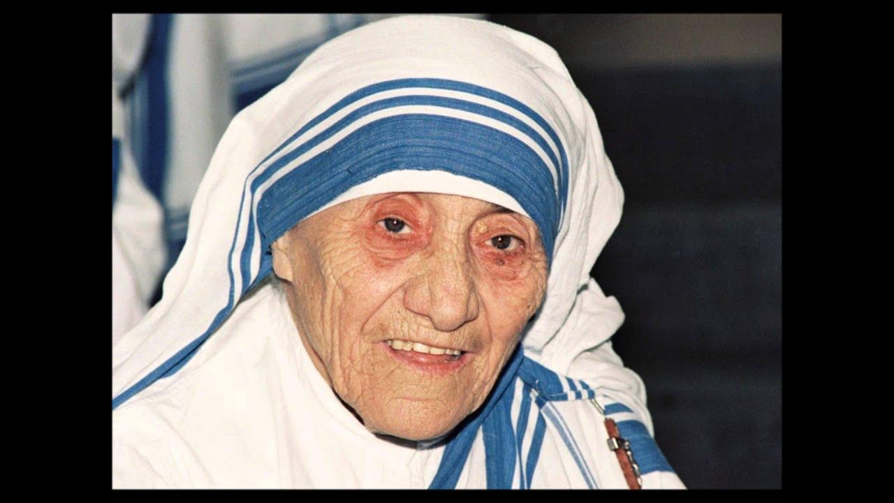 テレサ 人身 売買 マザー