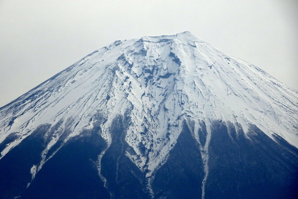 富士山 大沢崩れ 田貫湖