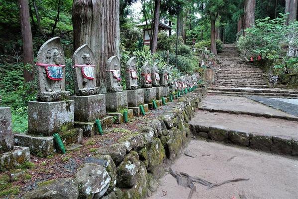 室生寺 石仏