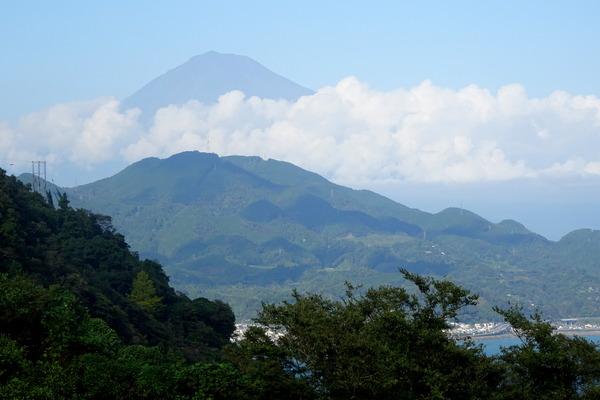 薩埵峠(さったとうげ) 富士山