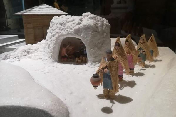 十日町市博物館 雪