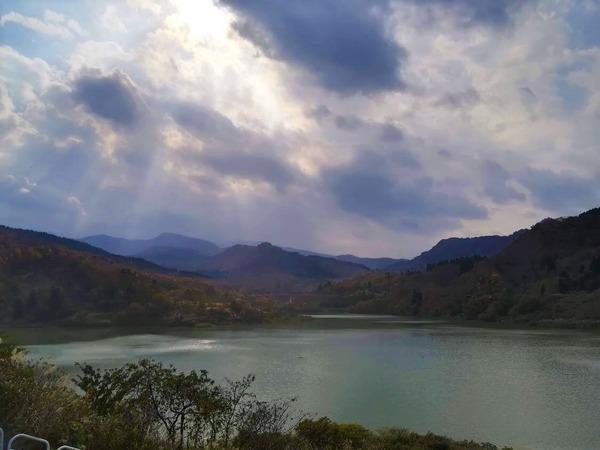 ひめさゆり湖 大谷ダム