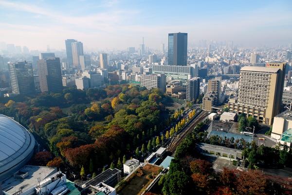 東京ドーム 小石川後楽園