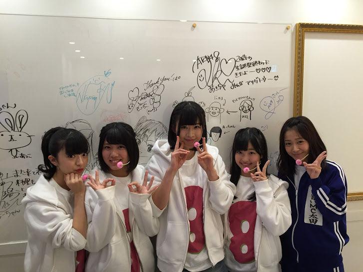 チーム8情報局@AKB48 Team8