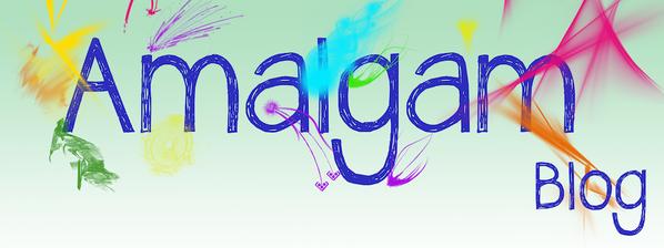 Amalgam ロゴB1