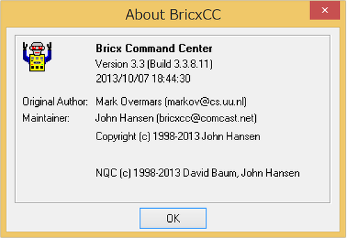 Bricxcc EV3 -3-