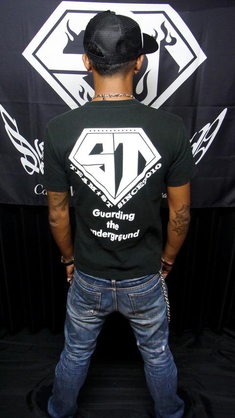 新キャップ&1stTシャツ-2
