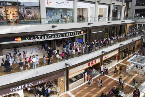 浜崎あゆみ Ayumi Hamasaki a-nation singapore Premium Showcase