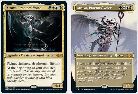 double-masters-atraxa-versions
