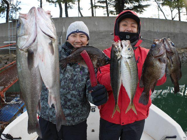 名古屋港 シーバス&メバル&アジ&根魚