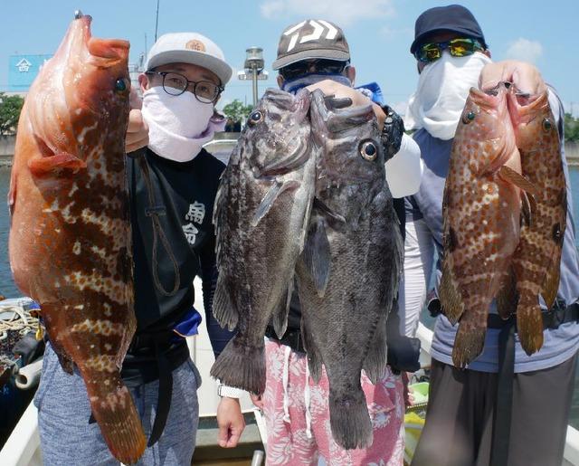 名古屋港 多魚種釣行