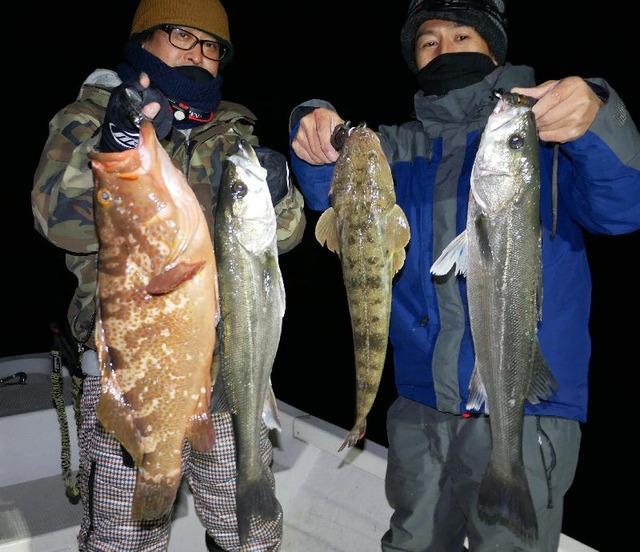 名古屋港 多魚種
