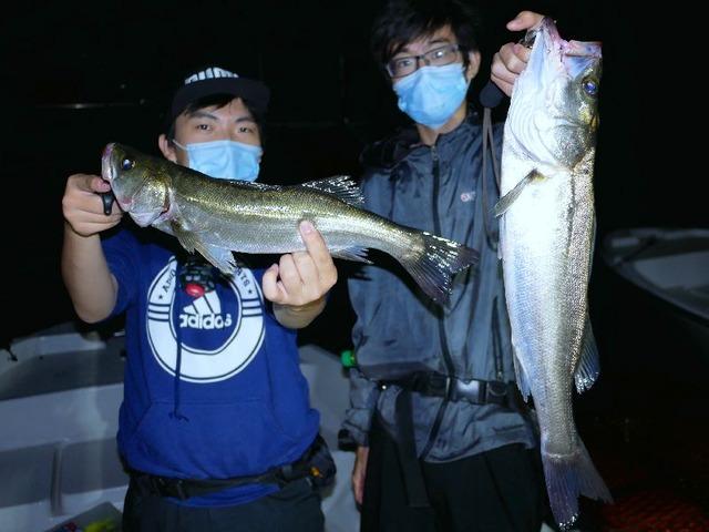 名古屋港ボートシーバス 根魚