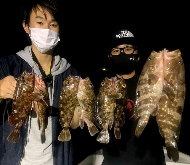 名古屋港 キジハタ 根魚