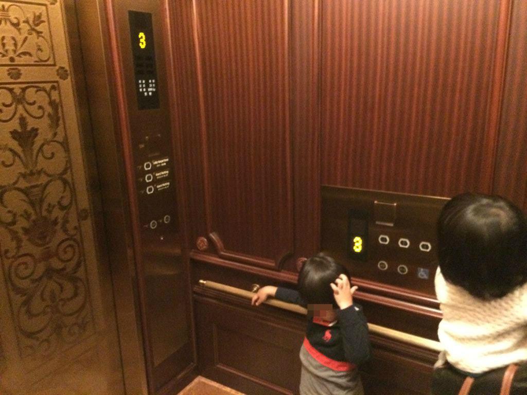 1・4歳子連れディズニーランドホテル宿泊 : ダメ親父の奮闘記