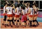 日本、中国破り3連勝=ストレート勝ちで首位守る