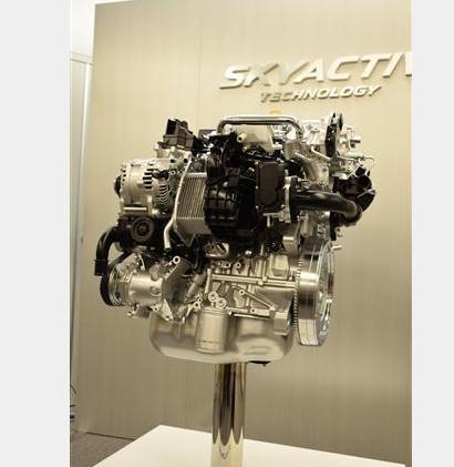 マツダ、1500ccの小型クリーンディーゼルエンジンを開発、次期デミオに搭載